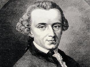 Foto Immanuel Kant