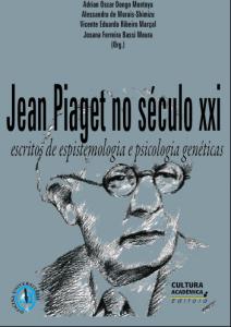Capa do livro Jean Piaget no século vinte e um