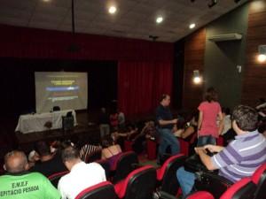 Público no Primeiro Congresso de Epistemologia Genética da Região Amazônica
